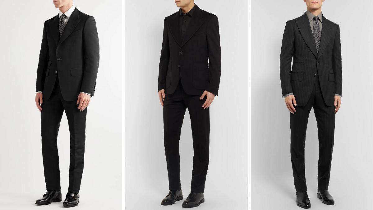 funeral attire for men